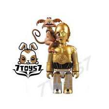 Medicom Star Wars Kubrick DX S1_ C-3PO & Crumb _NO BOX minifig MD006C