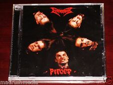 Dismember: Pieces CD 2010 Remaster Bonus Tracks Regain Records REG-CD-9031 NEW