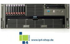 HP Proliant DL580 / DL585 G6 4x 6 Core AMD 8425HE 55W CPU, 128 GB RAM, 144 GB HD