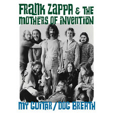"FRANK ZAPPA MY GUITAR / DOG BREATH RECORD STORE DAY MONO 7"" IN STOCK"