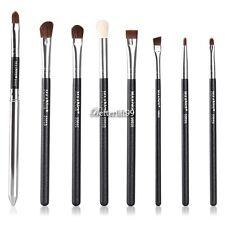 Eye Brushes Set 8PCS Eyeliner Eyeshading Blending Pencil brow Brush Makeup Tools