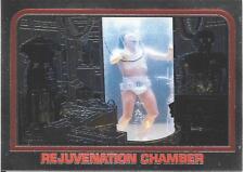 1999 Topps Star Wars Chrome Archives #32 Rejuvenation Chamber   Luke Skywalker