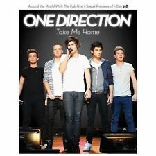 One Direction: Take Me Home, Triumph Books, New Books