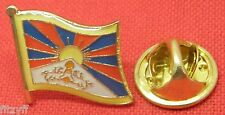 Tibet Flag Lapel Hat Cap Tie Pin Badge snow lion Gift Free Tibet Souvenir