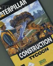 Caterpillar Construction Tycoon PC Bagger Simulation