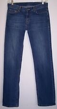 Calvin Klein Jeans 32 Men's Straight Leg Stretch Denim Pants 33 X 33