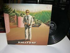 33 TOURS / LP--JOHNNY HALLYDAY--HOLLYWOOD--1979