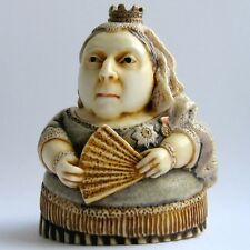 Queen Victoria - Pot Bellys - NIB - Historical Box Figurine Martin Perry Studios