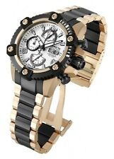 New Mens Invicta 13980 Reserve Arsenal Swiss Valjoux 7750 Automatic Steel Watch