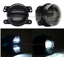 "4"" LED DRL Fog Light Lamp 2005-2011 Chrysler 300 PT Cruiser Dodge Journey Magnum"