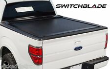 "Pace Edwards Switchblade Retractable Tonneau Cover for 15-16 Ford F150 5'6"" Bed"