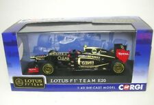 Lotus F1 Team E20 Nr. 10 R.Grosjean Formel 1 2012