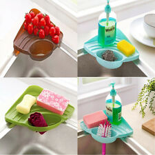 1 PC Suction Cup Kitchen Bedroom Sink Corner Storage Shelf  Rack Holder Tools