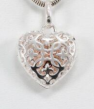 THOMAS SABO - Glam & Soul Anhänger Herz Medaillon PE704 silber
