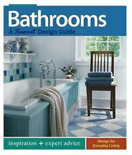 A Sunset Design Guide: Bathrooms : Inspiration + Expert Advice by Sunset...