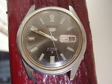 "Montre SEIKO ""5"" vintage 1971 Japan mouvement 6119 !"