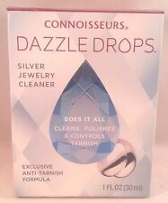 Connoisseurs Dazzle Drops Silver Jewelry Cleaner AUTHENTIC