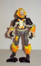 GHOST RIDER EXPLODING CHEST complete 1995 1996 toy biz marvel universe legends