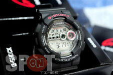 Casio G-Shock XL Ana Digi Black Men's Watch GD-100-1A