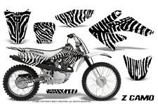 HONDA CRF 70 80 100 GRAPHICS KIT CREATORX DECALS STICKERS ZCW