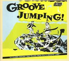 GROOVE JUMPING! Sonny Terry Five Keys Du Droppers CD 2014 Bear Family NEW