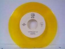 """ROXETTE """"SLEEPING IN MY CAR / THE LOOK (UNPLUGGED)"""" 45 GOLD VINYL"""