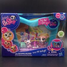 Old LPS toy Littlest Pet Shop Special Edition Pet GREYHOUND dog with Accessories