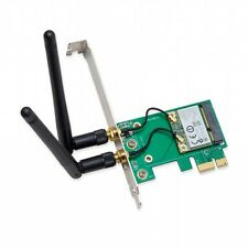 Syba SY-PEX23063 Wifi 802.11N N150 and Bluetooth 2.1 PCI-e x1 Wireless Card
