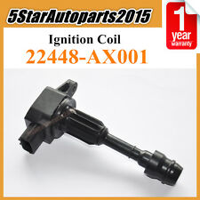22448-AX001 Ignition Coil For Nissan March III Micra C+C K12 Note E11 CR14DE 1.4