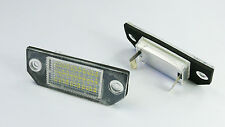 LED NUMBER PLATE LICENSE PANEL LIGHT LAMP Ford Focus MK2 03 - 08