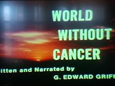 World Without Cancer DVD~The Story of Laetrile~G. Edward Griffin~Vitamin B~Heal
