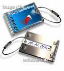American Airlines LOGO- CREW LUGGAGE TAG (METAL)