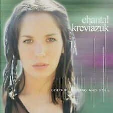 Chantal Kreviazuk: Colour Moving and Still (2CD, 1999)