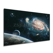 Universe Star Galaxy Silk Cloth Poster Space Picture Wall Art Decor 24x43 Inch