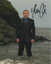 DOC MARTIN signed 10x8 - MARTIN CLUNES as The Doc