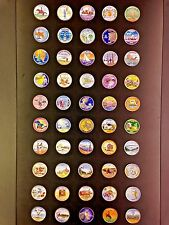 1999-2009 Set Of 56 Colorized State Quarters - P & D Mints (112 Coins)