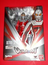 ULTRAMAN ULTRA SEVEN BANDAI TAMASHII NATIONS ULTRA-ACT ACTION FIGURE SHIPS FREE