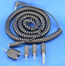 Verlängerungskabel UNOMAT für Kopfhörer, Adaptor für zwei Kopfhörer und andere