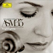 The Complete Musician: Highlights 2011 by Anne-Sophie Mutter . EXLIBRARY