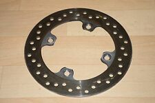 TRIUMPH STREET TRIPLE 675 REAR BRAKE DISC DISK ROTOR*EXCELLENT* 2012 (2007-2012)