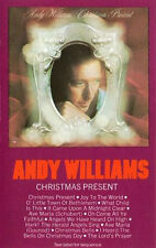 Andy Williams - Christmas Present (1974) Very Good Audio Cassette Tape
