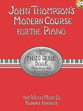 John Thompson's Modern Course for the Piano, Third Grade Pack by John...