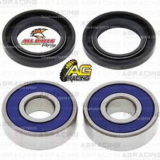 All Balls Front Wheel Bearings & Seals Kit For Yamaha YZ 80 1997 97
