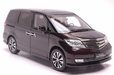 Honda elysion mpv model in scale 1:18