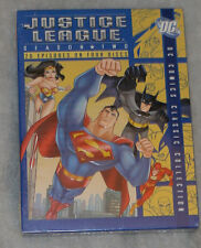 Justice League: Season Two 2 (Batman & Superman) - DVD Box Set NEW SEALED