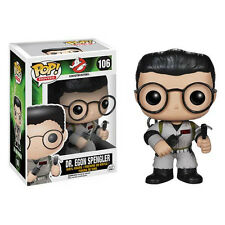 FUNKO POP Movies 2014 GHOSTBUSTERS DR EGON SPENGLER #106 Vinyl Figure IN STOCK
