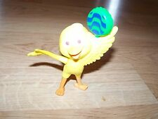 2011 McDonalds #8 Rio Nico Yellow Canary Bird Action Figure PVC Toy Bottle Cap