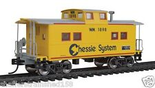 Walthers # 8602 NE-Style Center Cupola Caboose CHESSIE/WESTERN MD   HO Scale MIB