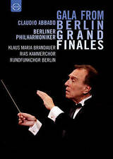 Gala from Berlin - Grand Finales, New DVDs