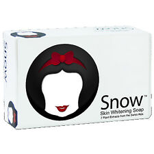 SNOW CAPS SKIN WHITENING SOAP 7 PLANT EXTRACT EXTRACTS FROM SWISS ALPS - USA